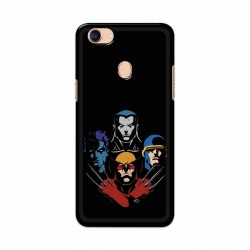 Buy Oppo F5 Mutant Rhapsody Mobile Phone Covers Online at Craftingcrow.com