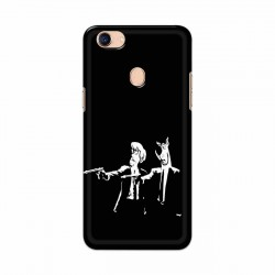 Buy Oppo F5 Scooby and Shaggy Mobile Phone Covers Online at Craftingcrow.com