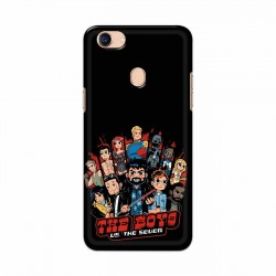 Buy Oppo F5 The Boys Mobile Phone Covers Online at Craftingcrow.com