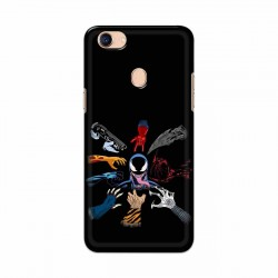 Buy Oppo F5 Venom Wick Mobile Phone Covers Online at Craftingcrow.com