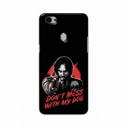 Buy Oppo F7 Dont Mess With my Dog Mobile Phone Covers Online at Craftingcrow.com