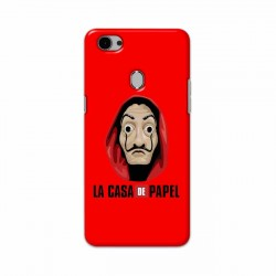 Buy Oppo F7 La Casa De Papel Mobile Phone Covers Online at Craftingcrow.com