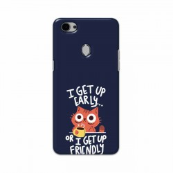 Buy Oppo F7 Morning Cat Mobile Phone Covers Online at Craftingcrow.com