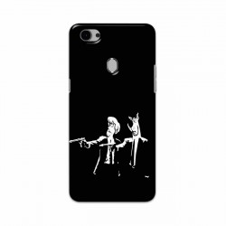 Buy Oppo F7 Scooby and Shaggy Mobile Phone Covers Online at Craftingcrow.com