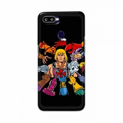 Buy Oppo F9 He Wick Mobile Phone Covers Online at Craftingcrow.com