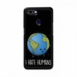 Buy Oppo F9 I Hate Humans Mobile Phone Covers Online at Craftingcrow.com
