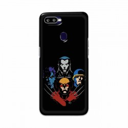 Buy Oppo F9 Mutant Rhapsody Mobile Phone Covers Online at Craftingcrow.com