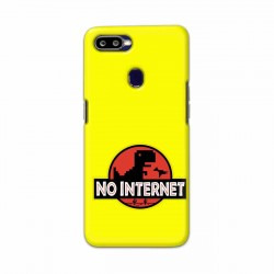 Buy Oppo F9 No Internet Mobile Phone Covers Online at Craftingcrow.com