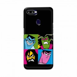 Buy Oppo F9 Pop Samurai Mobile Phone Covers Online at Craftingcrow.com