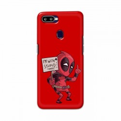 Buy Oppo F9 Pro I am with Stupid Mobile Phone Covers Online at Craftingcrow.com