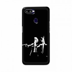 Buy Oppo F9 Scooby and Shaggy Mobile Phone Covers Online at Craftingcrow.com
