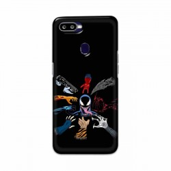 Buy Oppo F9 Venom Wick Mobile Phone Covers Online at Craftingcrow.com
