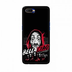 Buy Oppo K1 Bella Ciao Mobile Phone Covers Online at Craftingcrow.com