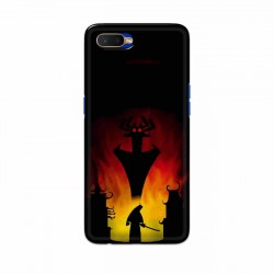 Buy Oppo K1 Fight Darkness Mobile Phone Covers Online at Craftingcrow.com