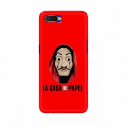 Buy Oppo K1 La Casa De Papel Mobile Phone Covers Online at Craftingcrow.com