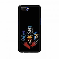 Buy Oppo K1 Mutant Rhapsody Mobile Phone Covers Online at Craftingcrow.com