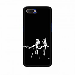 Buy Oppo K1 Scooby and Shaggy Mobile Phone Covers Online at Craftingcrow.com