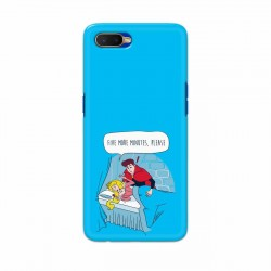 Buy Oppo K1 Sleeping Beauty Mobile Phone Covers Online at Craftingcrow.com