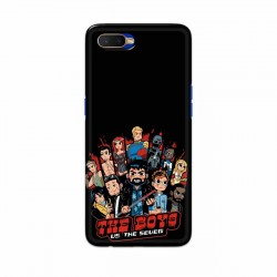 Buy Oppo K1 The Boys Mobile Phone Covers Online at Craftingcrow.com