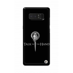 Samsung Note 8 - Talk to the Hand  Image