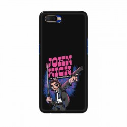 Buy Oppo K1 Wick Vs Underworld Mobile Phone Covers Online at Craftingcrow.com
