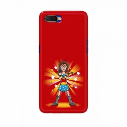 Buy Oppo K1 Wondariya Woman Mobile Phone Covers Online at Craftingcrow.com