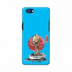 Buy Oppo Realme 1 Bonsai Groot Mobile Phone Covers Online at Craftingcrow.com