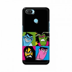 Buy Oppo Realme 2 Pro Pop Samurai Mobile Phone Covers Online at Craftingcrow.com