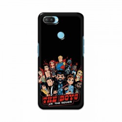 Buy Oppo Realme 2 Pro The Boys Mobile Phone Covers Online at Craftingcrow.com