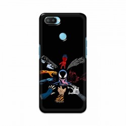 Buy Oppo Realme 2 Pro Venom Wick Mobile Phone Covers Online at Craftingcrow.com
