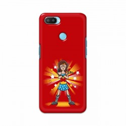 Buy Oppo Realme 2 Pro Wondariya Woman Mobile Phone Covers Online at Craftingcrow.com