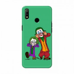 Buy Oppo Realme 3 Dual Joke Mobile Phone Covers Online at Craftingcrow.com