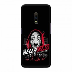 Buy Oppo Realme X Bella Ciao Mobile Phone Covers Online at Craftingcrow.com