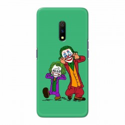 Buy Oppo Realme X Dual Joke Mobile Phone Covers Online at Craftingcrow.com
