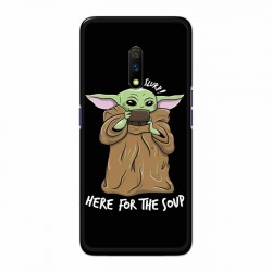 Buy Oppo Realme X Here for the Soup Mobile Phone Covers Online at Craftingcrow.com
