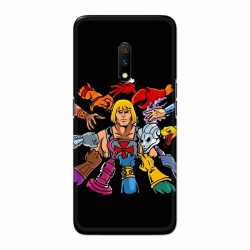Buy Oppo Realme X He Wick Mobile Phone Covers Online at Craftingcrow.com