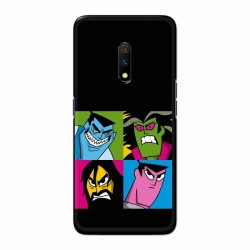 Buy Oppo Realme X Pop Samurai Mobile Phone Covers Online at Craftingcrow.com