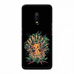 Buy Oppo Realme X Real King Mobile Phone Covers Online at Craftingcrow.com