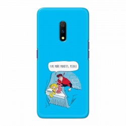 Buy Oppo Realme X Sleeping Beauty Mobile Phone Covers Online at Craftingcrow.com