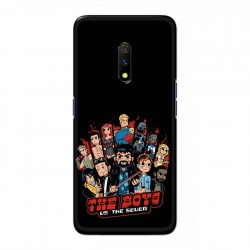 Buy Oppo Realme X The Boys Mobile Phone Covers Online at Craftingcrow.com