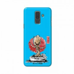 Buy Samsung A6 Plus Bonsai Groot Mobile Phone Covers Online at Craftingcrow.com