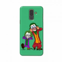 Buy Samsung A6 Plus Dual Joke Mobile Phone Covers Online at Craftingcrow.com