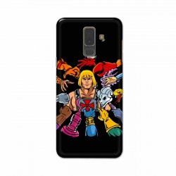 Buy Samsung A6 Plus He Wick Mobile Phone Covers Online at Craftingcrow.com