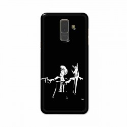 Buy Samsung A6 Plus Scooby and Shaggy Mobile Phone Covers Online at Craftingcrow.com