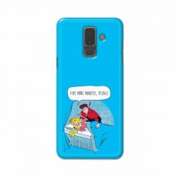 Buy Samsung A6 Plus Sleeping Beauty Mobile Phone Covers Online at Craftingcrow.com