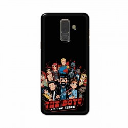 Buy Samsung A6 Plus The Boys Mobile Phone Covers Online at Craftingcrow.com