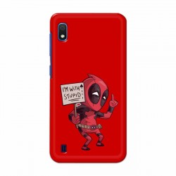 Buy Samsung Galaxy A10 I am with Stupid Mobile Phone Covers Online at Craftingcrow.com