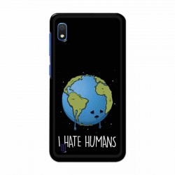 Buy Samsung Galaxy A10 I Hate Humans Mobile Phone Covers Online at Craftingcrow.com