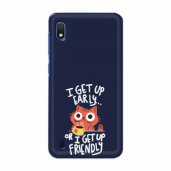 Buy Samsung Galaxy A10 Morning Cat Mobile Phone Covers Online at Craftingcrow.com