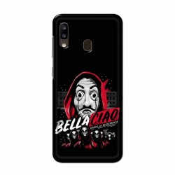 Buy Samsung Galaxy A20 Bella Ciao Mobile Phone Covers Online at Craftingcrow.com